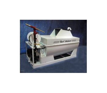 TurfMaker - Model 550 - Hydroseeder Machine