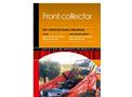 Agromelca - Model VM-XT10 TRV Series - Front Collector System - Brochure