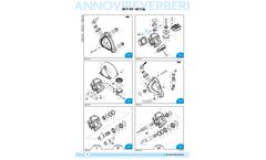 Annovi - Model AR 75 LFP SP cod. 33172 - Semi-Hydraulic Three-Diaphragm Pump Brochure