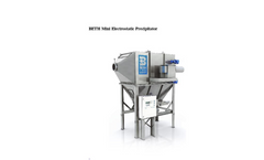 BETH - Mini Electrostatic Precipitator - Brochure