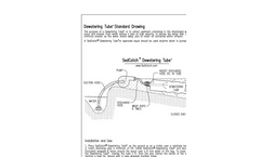 SedCatch - Dewatering Tube Brochure
