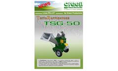 Green-Produzione - Model TSG 50 - Shredder Brochure
