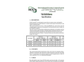 Cable Concrete - Articulated Concrete Block System Specifications- Brochure