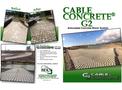 Cable Concrete - Model G2 - Articulated Concrete Block System- Brochure