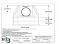 OPSD - Model 804.04 - Precast Headwalls- Brochure