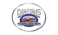 Dam-It Dams - Water Inflated Cofferdams