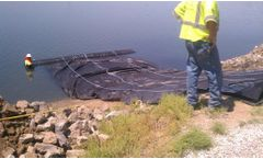 Dam-It Dams - Cofferdams for Sewage Treatment Plants