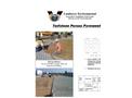 Turf Stone Info Sheet