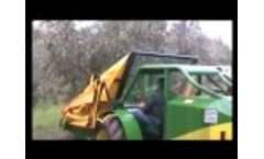 Speedy Umbrella - Two-Wheel Front Drive Harvester Video