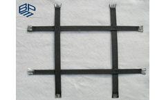 BPM - Biaxial Steel-plastic Weld Geogrid