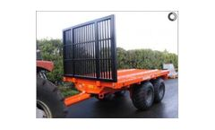 Guerra - Model R10 - Tractor Trailers without Cranes