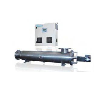Aquaray - Model SLP-WF - UV Systems