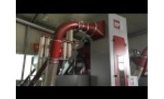 Rubber Powder P550N Video