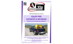 Vigerm - Fire Extinction Equipment Brochure