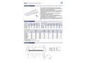 Airtecnics - Air Curtain Aris - Datasheet