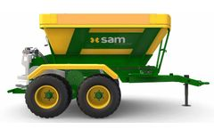SAM - Model 6 Tonne - Combo Spreader