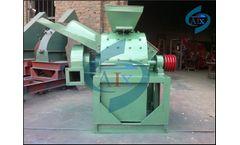 AIX - Multifunctional Wood Crushing Machine
