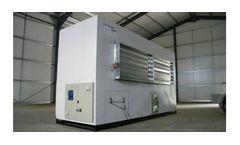Welvent - Packaged Ambient/Refrigeration Ventilation Unit