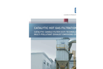 Ecopure - Model CCF - Catalytic Candle Filter Brochure