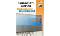 Guardian - Model II - Pipeline Washer Brochure