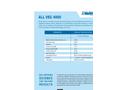 FE - Model 4000 - All Vegetable Blend - Datasheet
