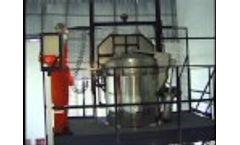 VERTISA Hazardous Waste Processing Systems Hospital Medical Shredders Sterilizers Video