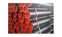Black Carbon Steel Pipes UL Listed