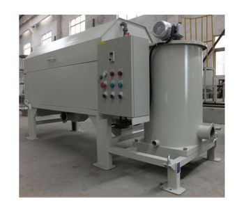 Haibar - Model HNS Series - Metering Systems for Polymers