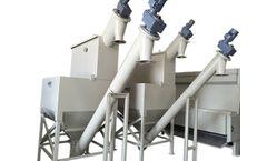 Haibar - Model HSF Series - Sludge Screens, Grit Separation and Treatment Unit