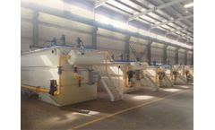 Haibar - High-Efficient Dissolved Air Flotation System