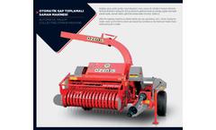 ÖZEN - Automatic Stem Collecting Straw Machine Brochure
