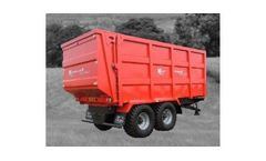 Roadeo Compact and Push Trailers