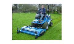 Matra - Model 300 Series - Mowing Tractor