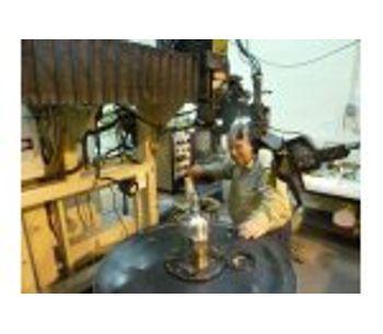 ATC - Gas Tungsten Arc Welding Machine