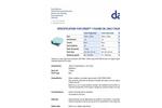 Drizit - Model PDB17MB100BG - Lightweight Oil Absorbent Pads Brochure
