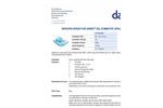 Drizit - Model 0170/DOM/1 - Domestic Oil Spill Kit Brochure