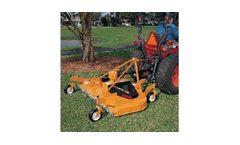 Model PRD7200W - Turf Mowers