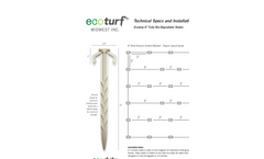 EcoDuty Stakes - Biodegradable Stakes- Brochure