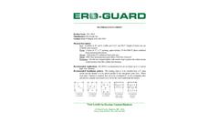 Ero-Guard - Model EG- 2P10 - Long Term Erosion Blankets Brochure