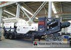 Vipeak - Model VK-1 - 35-140T/H - Coarse Crushing Portable Plant