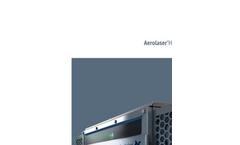 Aerolaser Helipad - Brochure