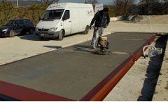 Eurodeck CC Concrete Weighbridge