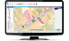 PearGIS - Desktop Based GIS Package