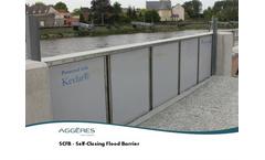 Aggeres- Self Closing Flood Door (SCFD) Brochure
