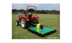 Model G-TM140 1.4m Wide - Topper Mower