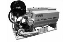Euro-Tec - Model T30 CE Gasoline - Euro-Seeder