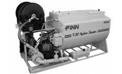 Euro-Tec - Model T30 CE Diesel - Euro-Seeder