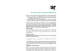 VOC Laboratory and Sample Collection Proceedures