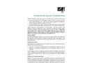 In-Situ Chemical Oxidation Laboratory Treatability Studies