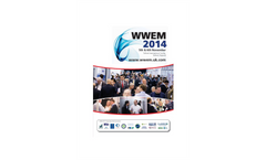 WWEM 2014 - Water, Wastewater and Environmental Monitoring Conference Brochure